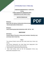 3-PeraturanMenteri PerburuhanNomor 7 Tahun1964 Syarat Kesehatan Kebersihan Serta Penerangan di Tempat Kerja.pdf