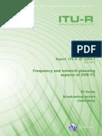 ITU R Network Planning DVB-T2