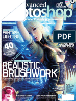 Advanced Photoshop Issue 058