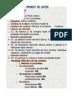 proiect viziune moderna istorie.doc