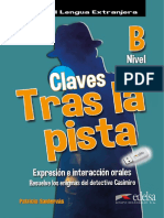 TrasLaPista Claves