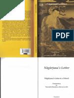 Nagarjunas Letter With Rendawa Commentary Engle Translation