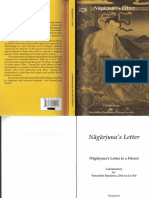 Nagarjunas Letter With Rendawa Commentary Engle Translation