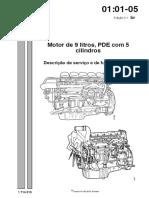 Motor 9l 5cil Descrição Serviço e Funcionamento Pgr