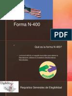 Forma N-400