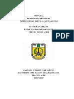 289524176-Proposal-Permohonan-Bantuan-Pembangunan-Talud-Jalan-Desa.doc
