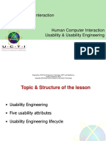 7_Usability and Usability Engineering