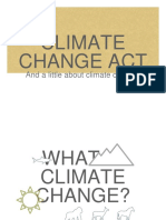 Businesses Role in Climate Change