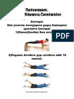 Προγραμμα Ποδια Καμψεις Τρικέφαλοι (Σπιτι)(1)