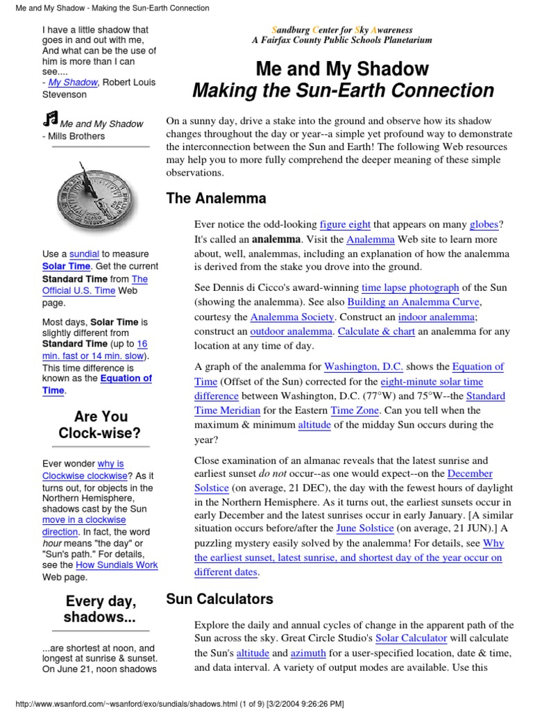 sundial design and construction 2004 science astronomy