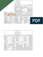 Elm - Timetable January 2018-2