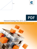 Network Strategy Plan 2015 2019