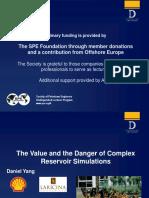 DL Reservoir Simulations Sep161