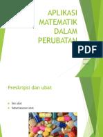 Aplikasi Matematik Dalam Perubatan