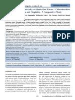 jurnal Clorhexidine Dan Lysterine