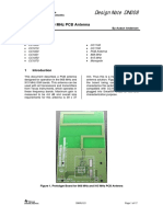 868 MHz and 915 MHz PCB Antenna.pdf