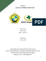 Referat Paru - Tatalaksana TBC