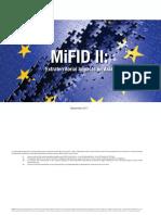 ASIFMA MiFID II Extraterritoriality Analysis - September 2017