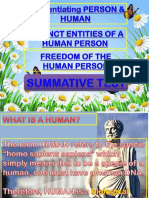The Human Person_SHOW
