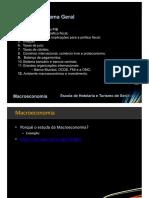 Macroeconomia 1 introdução