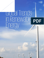 Global Trends in Renewable Energy