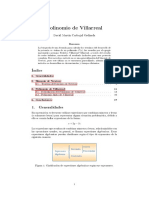 Polinomio de Villarreal - David Carbajal Ordinola (2015)