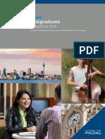 2018 Postgraduate Prospectus