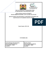 Bid Document for Upgrading to Bitumen Standards