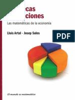 Hipotecas y Ecuaciones - Lluís Artal & Josep Sales