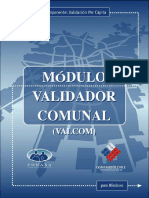 1550 Manual Valcom