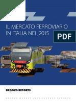 00 Il Mercato Ferroviario in Italia Nel 2015