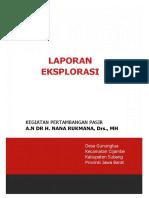 LAPORAN Ekplorasi h Nana (Revisi)