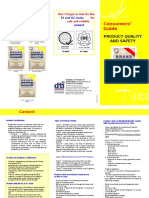 Consumer Guide Cement