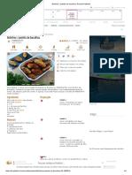 Bolinhos _ Pastéis de Bacalhau, Receita Petitchef