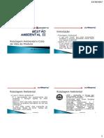 Aula 06 - Sistema de Gestão Ambiental - Rotulagem Ambiental e ACV
