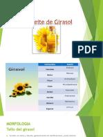 Diapositivas de Agro Girasol