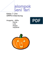 Documen of Seni Tari's Group