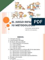 eljuegoinfantilysumetodologia-131115090511-phpapp01.pptx