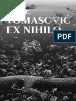 Vice Tomasović / Ex Nihilo