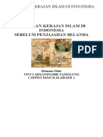 PERKEMBANGAN KERAJAAN ISLAM INDONESIA.doc
