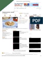 Panquecas Americanas - Pancakes, Receita Petitchef