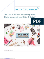 Organelle Manual