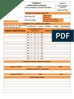 Formato-Inspecciones-planeadas Rentamaq Taltal Spa