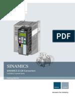 Siemens G120 Control Units CU250S 2