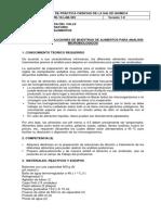 Re-10-Lab-303 Microbiologia de Alimentos Gastronomía