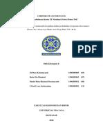 Corporate Governance Kasus Pt Matahari