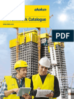 The Formwork Catalogue Europe English