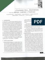 Tratado de Deglutição e Disfagia Cpts 1, 2, 3, 7 e 8