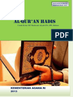 AL-QURAN HADIS XII BUKU SISWA 2013.docx