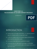 The Economics of Us Farm Support Programs